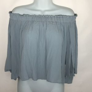 96d61a381cb Astr Tops -  ASTR  the label Off the shoulder Top Annabelle